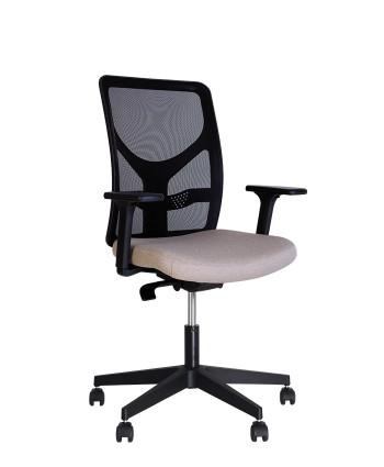 Крісло комп'ютерне ELICA (Еліка) R black SFB