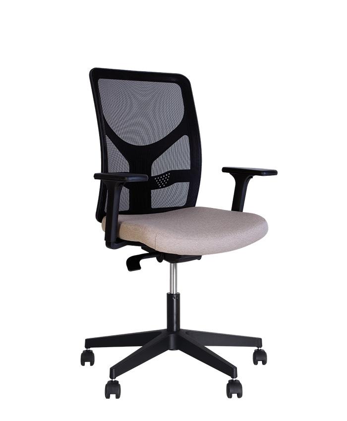 Крісло комп'ютерне BLITZ (Бліц) R black SFB