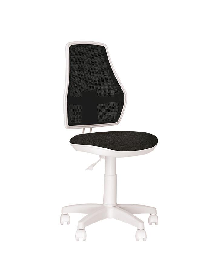 Дитяче комп'ютерне крісло Fox (Фокс) GTS white OP