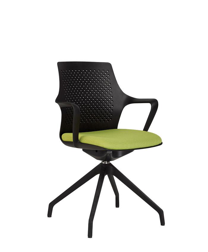 Офісний стілець для відвідувачів Gemina (Геміна) SWG 4S