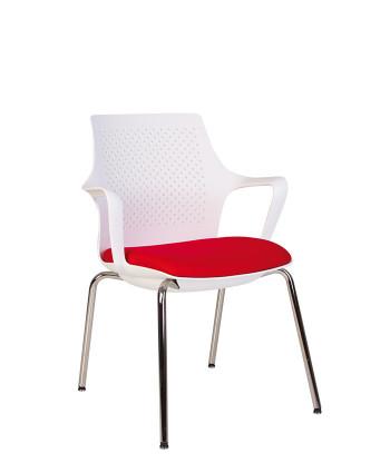 Офисный стул для посетителей Gemina (Гемина) 4L