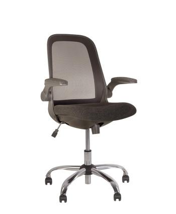 Крісло комп'ютерне Glory (Глорі) GTP black OH/C, LS