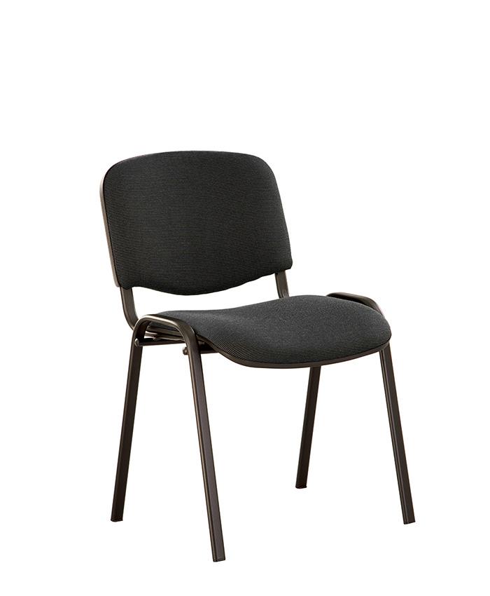 Офисный стул для посетителей Iso (Исо) black VS-8