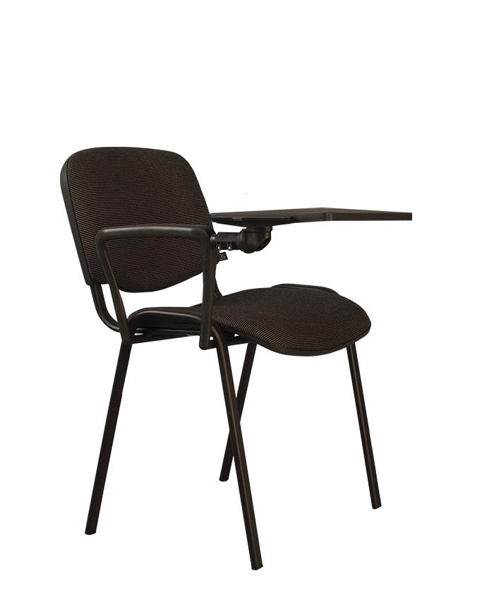 Офисный стул для посетителей Iso (Исо) Т black