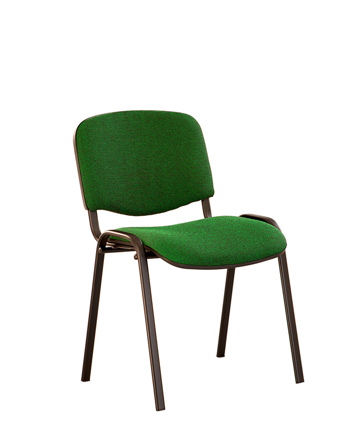 Офісний стілець для відвідувачів Iso (Ісо) black VS-3
