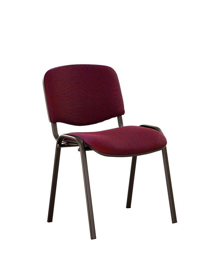 Офісний стілець для відвідувачів Iso (Ісо) black VS-1