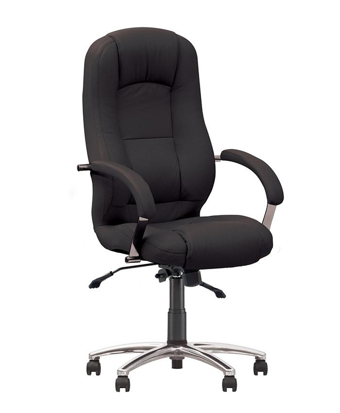 Крісло керівника Modus (Модус) steel chrome TILT