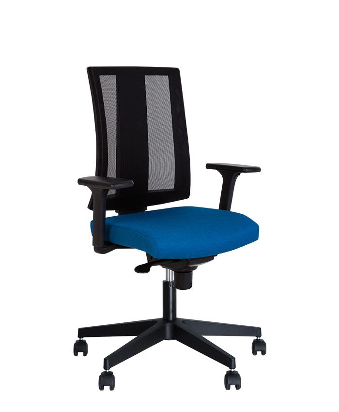 Кресло компьютерное Navigo (Навиго) R net black