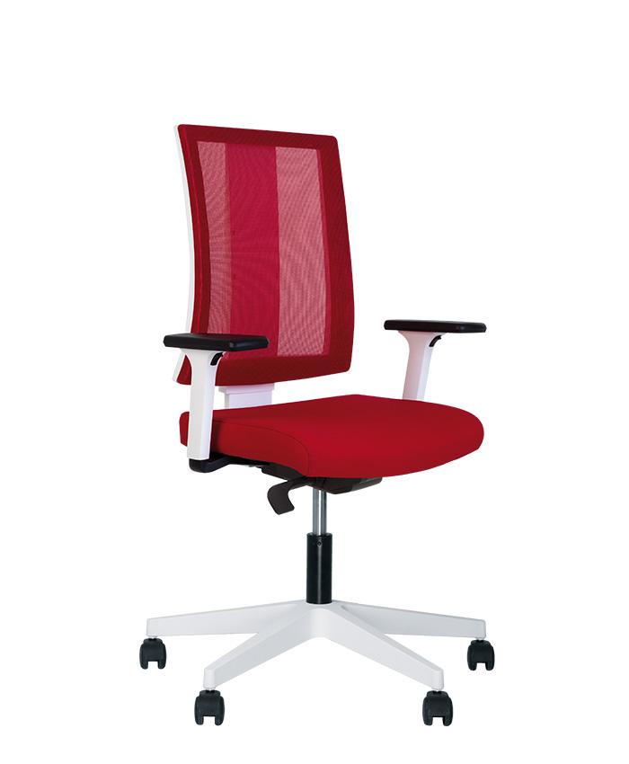 Кресло компьютерное Navigo (Навиго) R net white