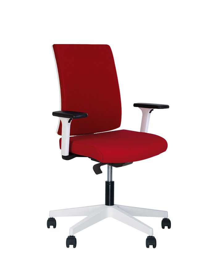 Крісло комп'ютерне Navigo (Навіго) R white