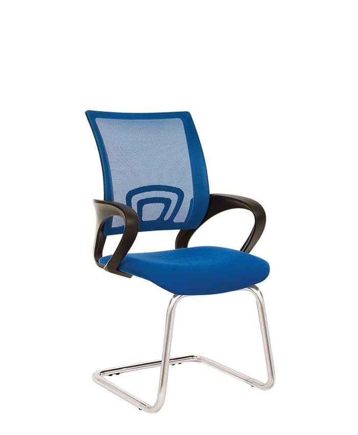 Кресло офисное на полозьях Network (Нетворк) CF Optima