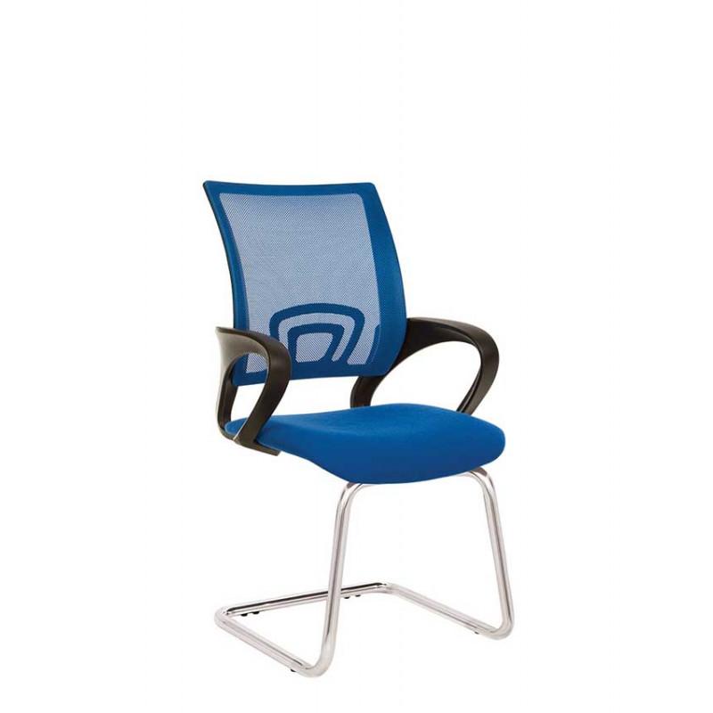 Крісло офісне на полозах Network (Нетворк) CF Optima