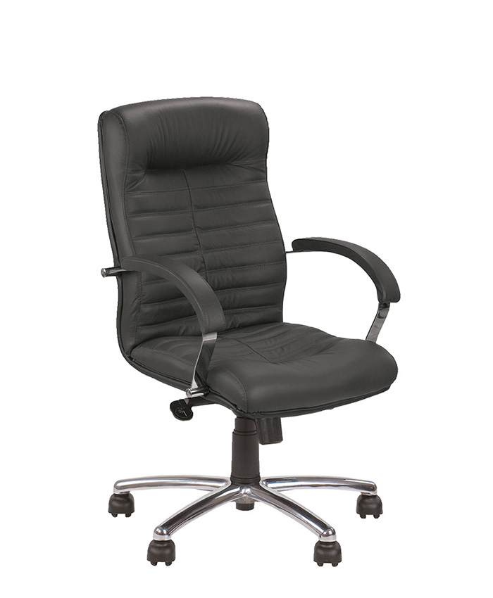 Кресло руководителя Orion (Орион) LB steel chrome