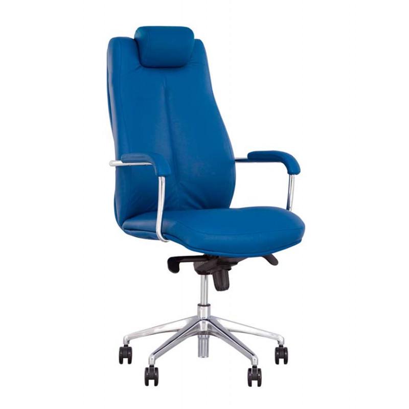 Кресло для директора Sonata (Соната) steel chrome MPD
