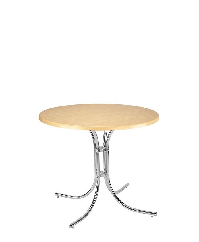 Обідній стіл Sonia (Соня) chrome/alu
