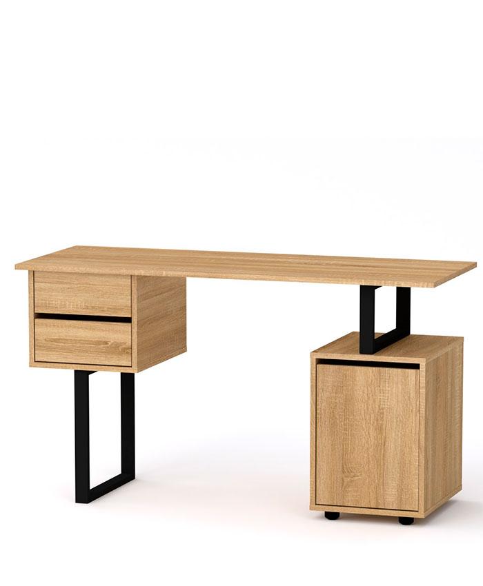 Стол письменный Лофт-4