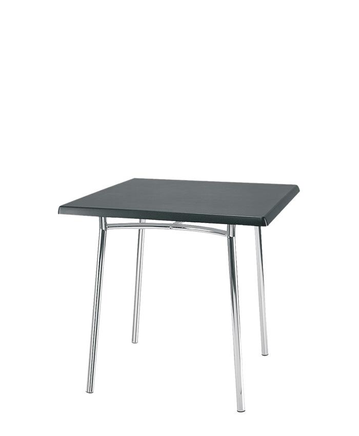 Основа столу Tiramisu (Тірамісу) chrome/alu