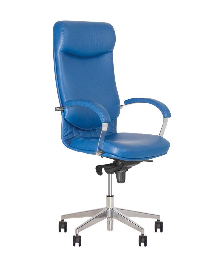 Крісло для директора Vega (Вега) steel chrome