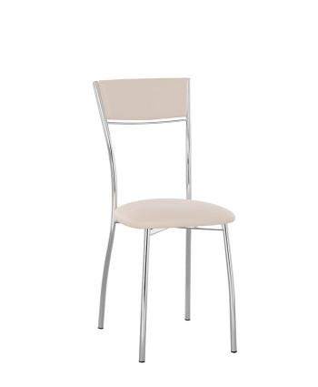 Обеденный стул Viola (Виола) Plus Chrome