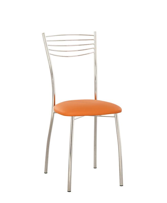 Обідній стілець Viola (Віола) chrome