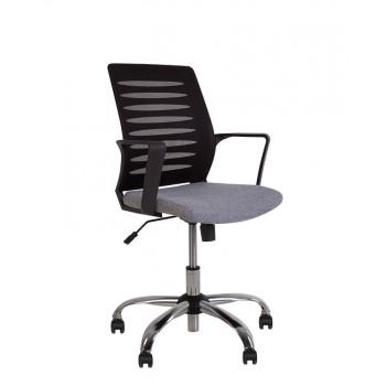 Крісло комп'ютерне Webstar (Вебстар) black C , GD