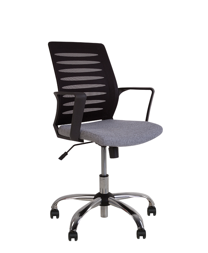 Крісло комп'ютерне Webstar (Вебстар) black C