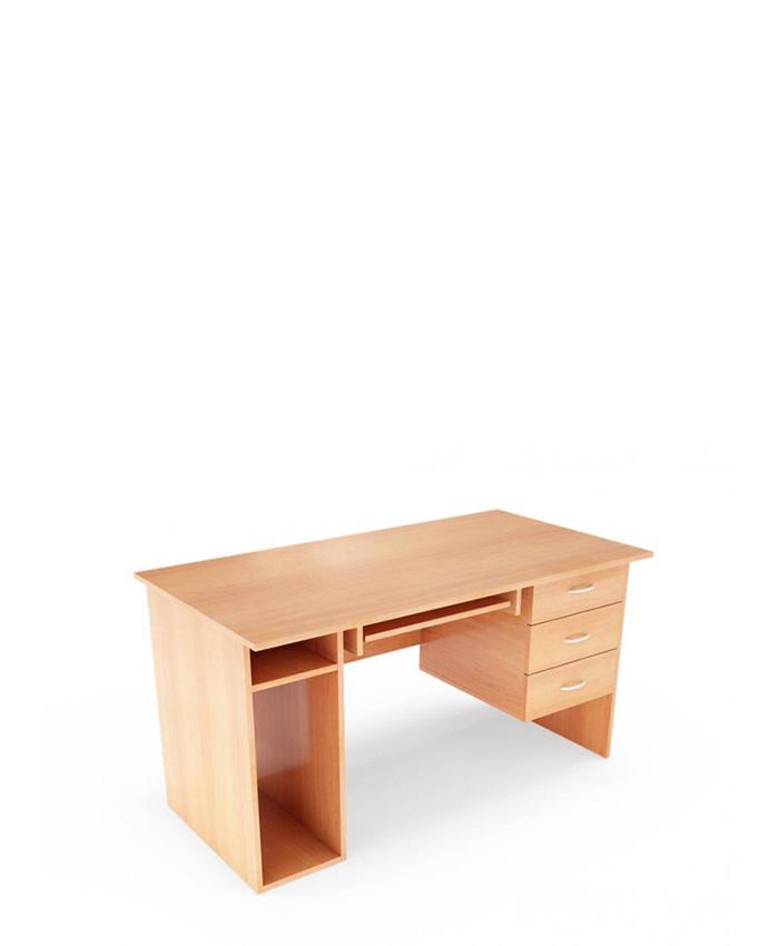 Стол ученический полной комплектации Б107+413+501+502