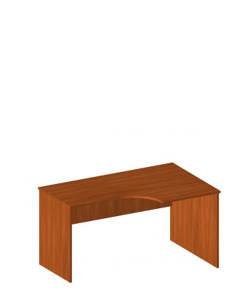 Угловой письменный стол Б-202, Б-208