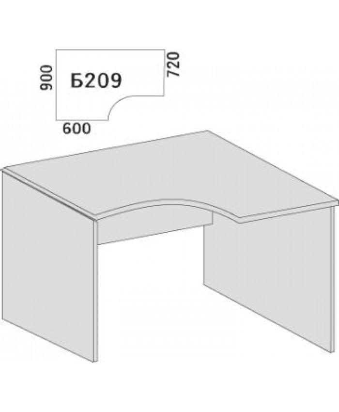 Угловой письменный стол Б-209