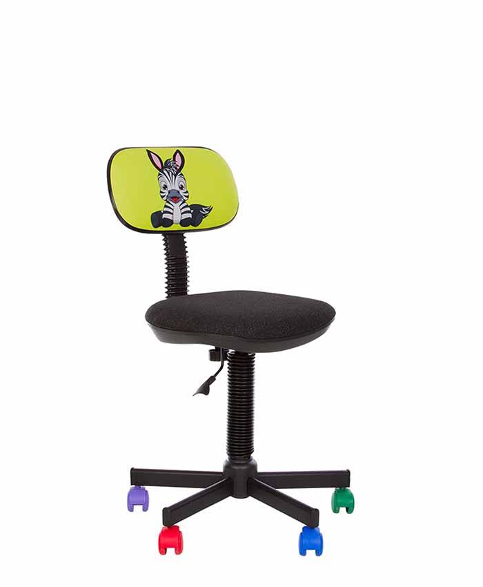 Дитяче комп'ютерне крісло Bambo (Бамбо) Zebra