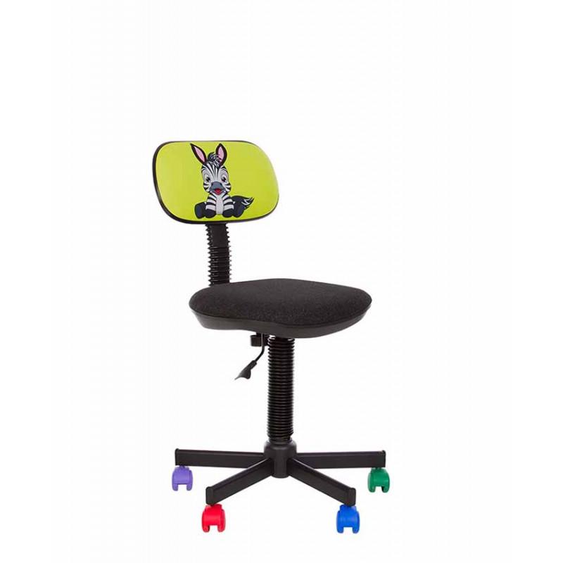 Детское компьютерное кресло Bambo (Бамбо) Zebra