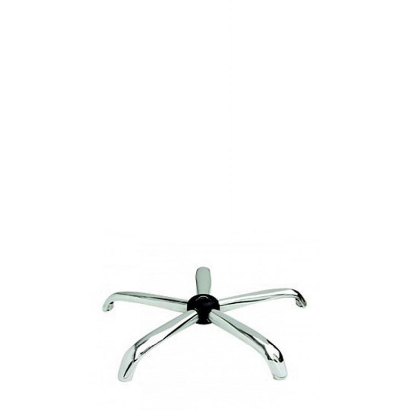 Крестовина, пятилучье, основание, база, звезда База Comfort TH 680 chrome