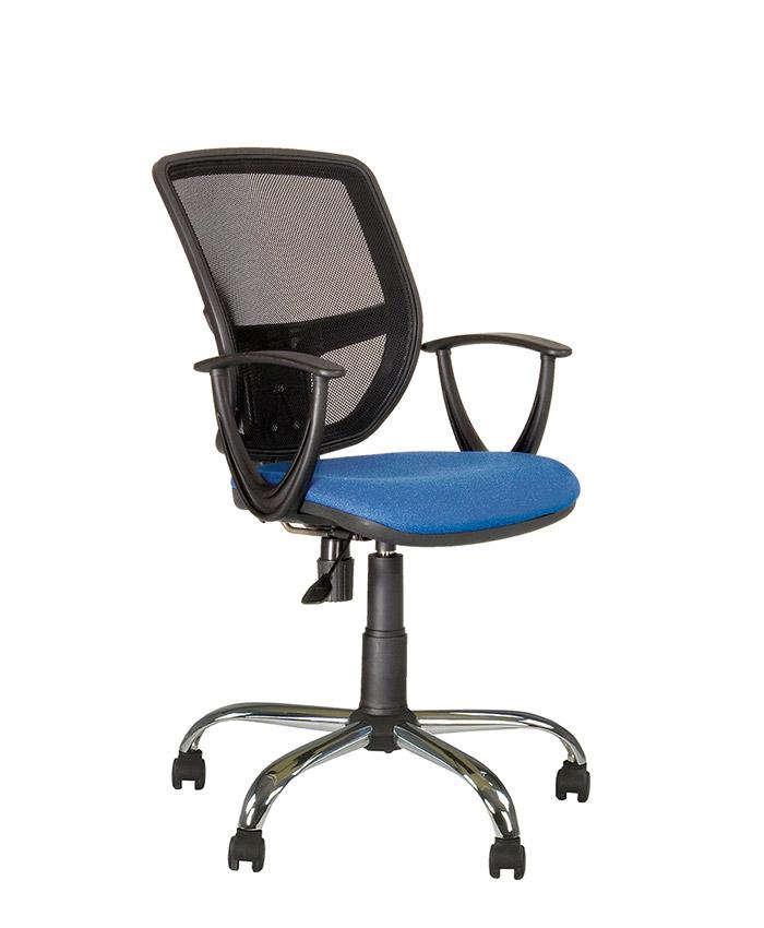 Крісло комп'ютерне Betta (Бетта) GTP chrome