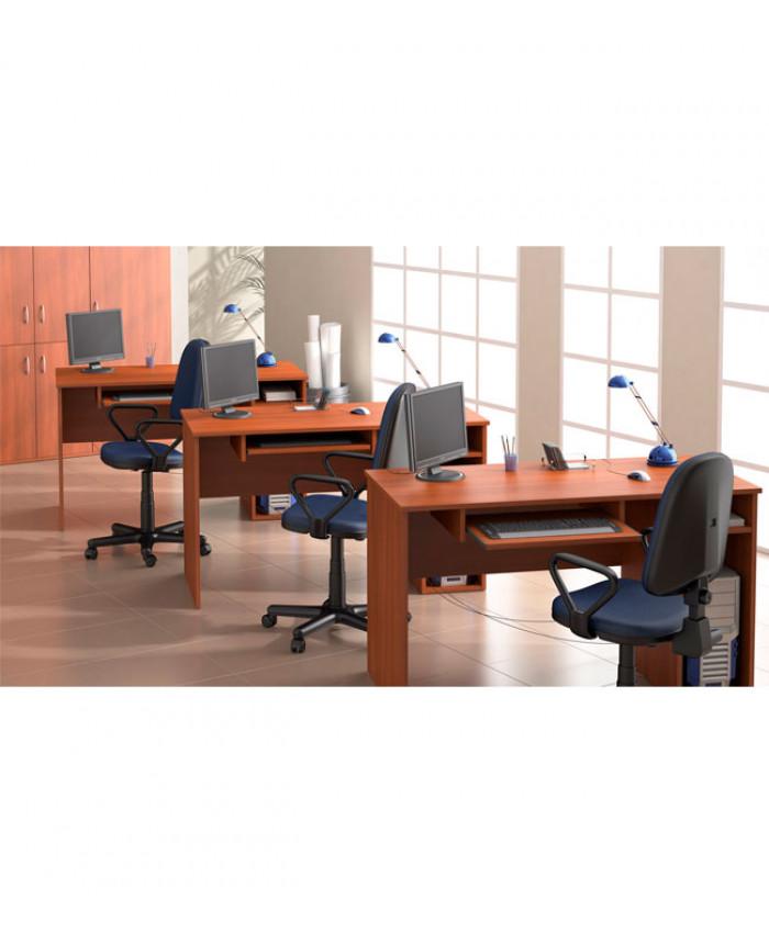 Меблі для персоналу Бюджет №3 (3 робочих місця)