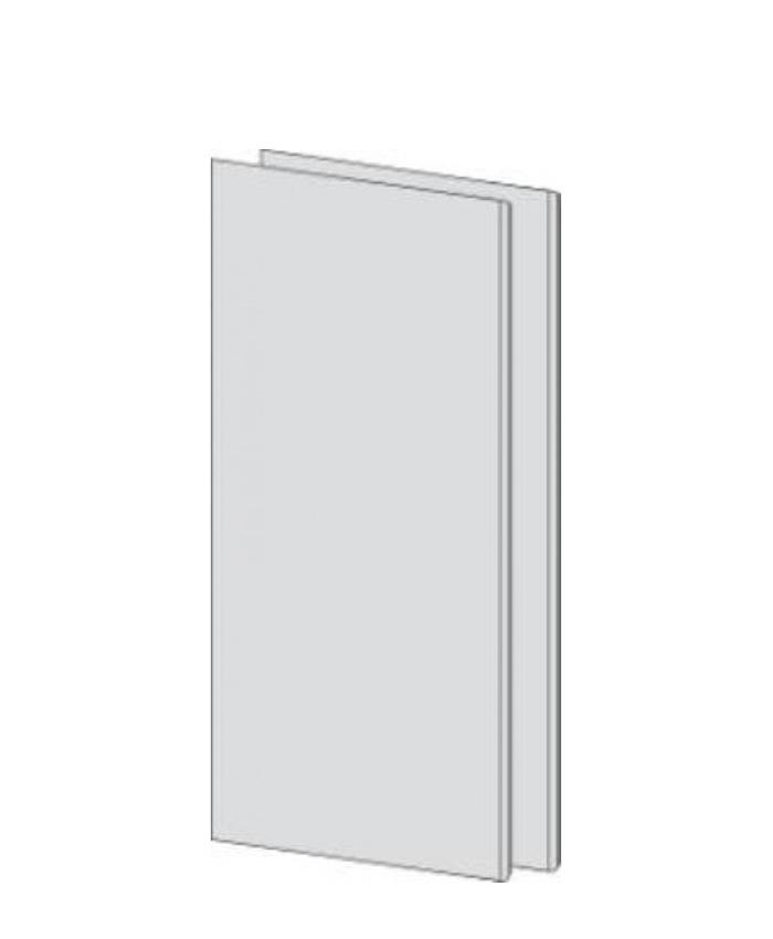 Накладки на мебельную секцию С-502