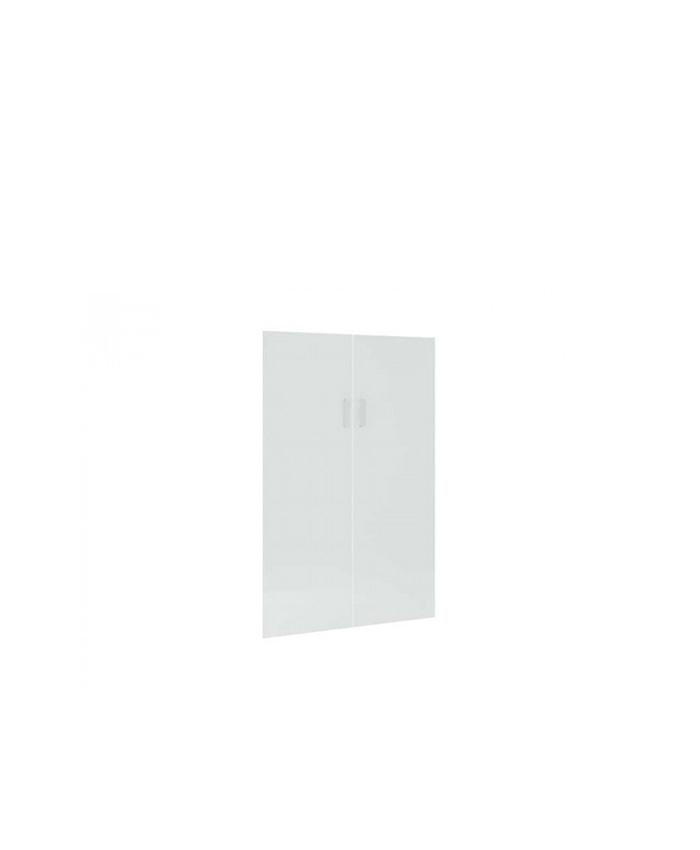 Двери стеклянные С-802