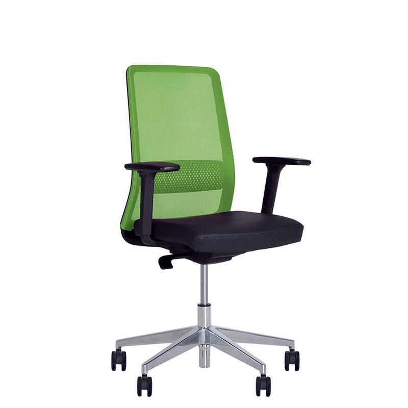 Кресло компьютерное Frame (Фрейм) black AL