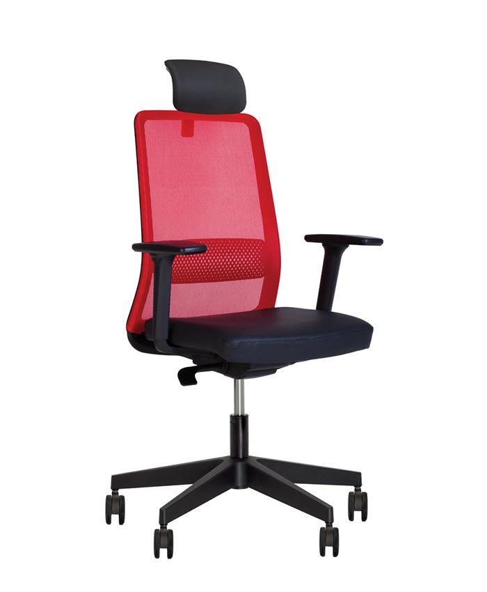 Кресло компьютерное Frame (Фрейм) black PL