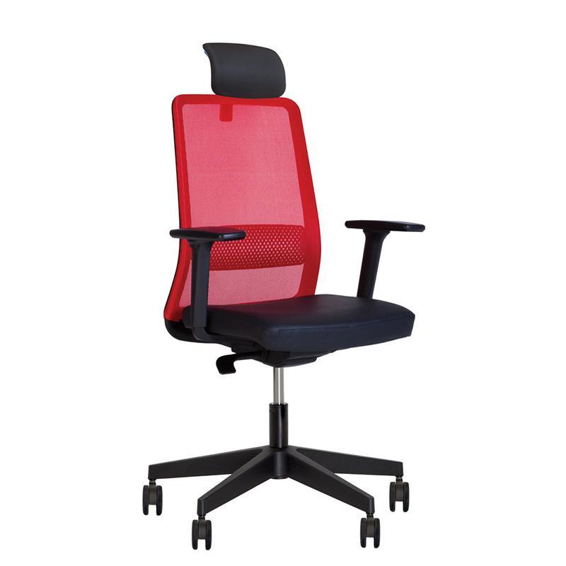Крісло комп'ютерне Frame (Фрейм) black PL