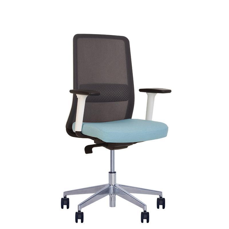Кресло компьютерное Frame (Фрейм) white AL