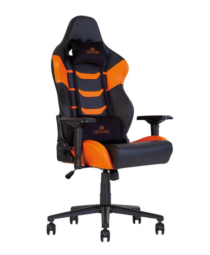 Геймерское кресло Hexter (Хекстер) RC R4D TILT MB70 02 orange