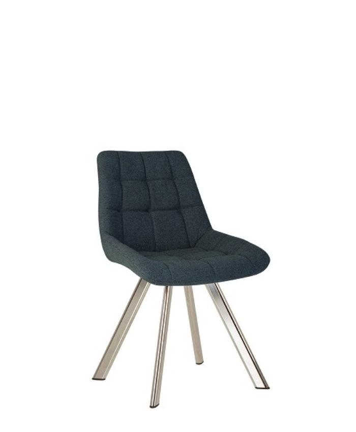 Обеденный стул Nicole (Николь) 4L chrome ECO