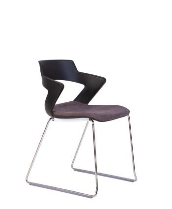 Крісло для відвідувачів Zenith (Зеніт) plast plus combi CFS