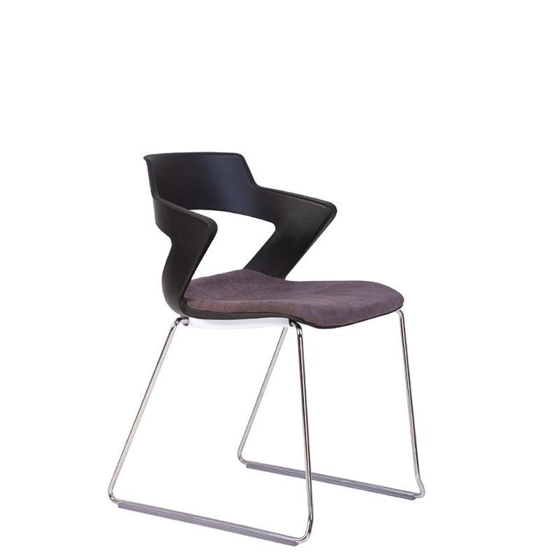 Кресло для посетителей Zenith (Зенит) plast plus combi CFS