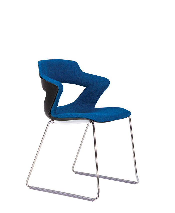 Крісло для відвідувачів Zenith (Зеніт) plast plus CFS