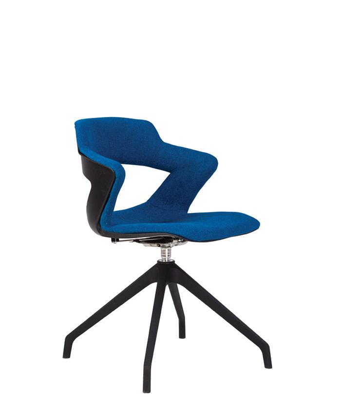 Крісло для відвідувачів Zenith (Зеніт) plast plus PL68-4S