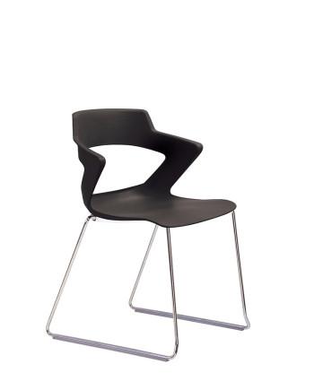 Кресло для посетителей Zenith (Зенит) plast CFS