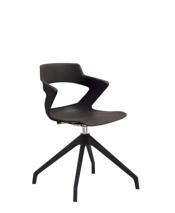 Крісло для відвідувачів Zenith (Зеніт) plast PL68-4S