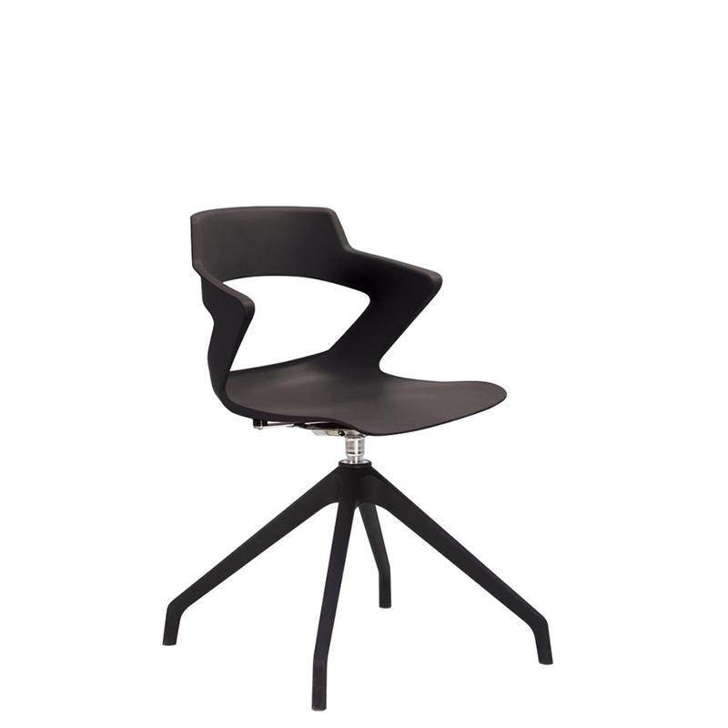 Кресло для посетителей Zenith (Зенит) plast PL68/PL68W-4S