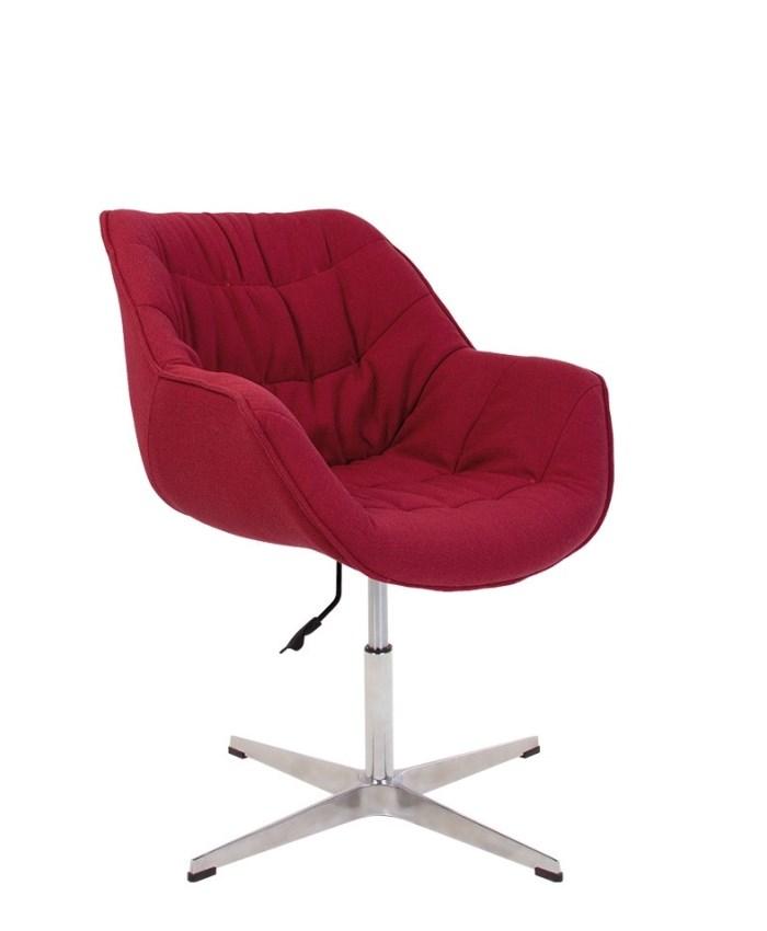 Обеденный стул Vensan (Венсан) cross chrome